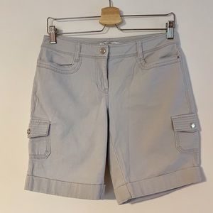 WHITE HOUSE BLACK MARKET shorts -- NWOT